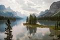 Spirit Island - Lake Maligne