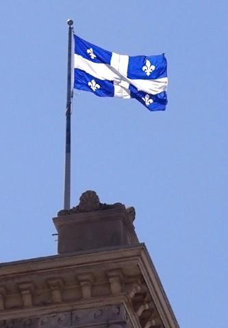 Québec Flag