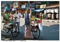 Street Fruit Sellers