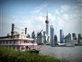 River Boat, Huang Po River, Shanghai