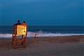 A Beach Evening