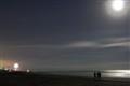 Moonlight fireworks