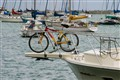 Boat and Bicycle