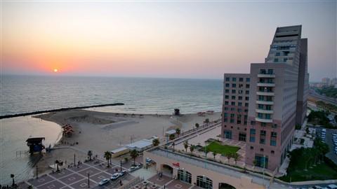 Haifa. Hotel Meridian