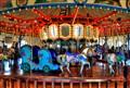 Carousel, Santa Monica Pier, California