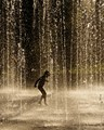 How to get wet