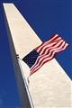Flag at Washington Monument