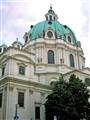 Karlskirche Dome, Vienna