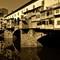Ponte Vechio Detail Sepia TBW sm