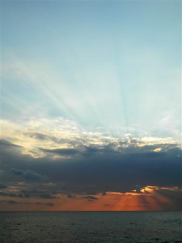 Sunset - Tanah Lot (Bali)