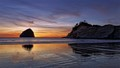 Cape Kiwanda Evening