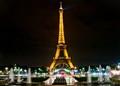 Paris - the star with stars