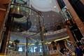 Cruise ship elevator