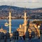 New Mosque And The Bosphorus