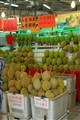 Durian Fruit Stand