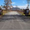Jo Lo Vineyards - Front entrance gate view 2