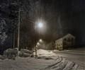 Nissedal, Norway, January 2013