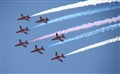 Red Arrows Inverted