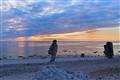 Sunset on Gotland