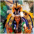 Village girl, Amazon River village, Brazil