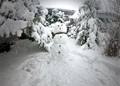 30cm of snow in one day