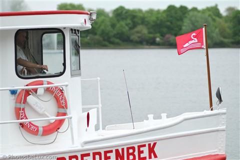 Alster Schiff Bredenbek