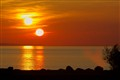 suns sets