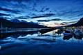 Alaska Spring Sunset