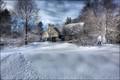 Snow Bound House