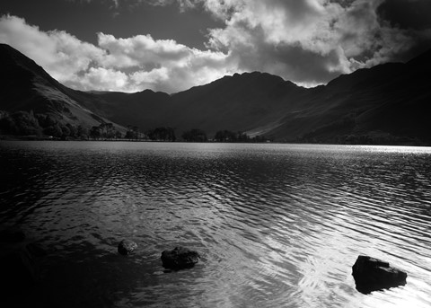 Buttermere B&W