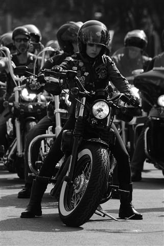 Bikers Parade