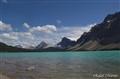 Bow Lake - Banff National Park , Alberta - Canada