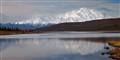 Mt. McKinley (highest mountain peak in North America)