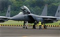 Rep of Singapore AirForce F-15SG1 Strike Eagle