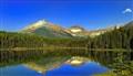 Hector Lake, Banf, Alberta, CA