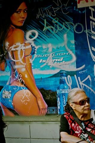 Poster's Graffiti