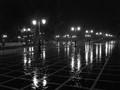 Rainy night in Thessaloniki
