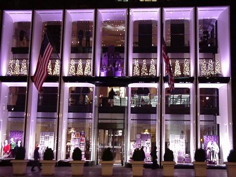 NY City Store Front