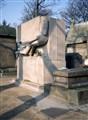 Oscar Wilde's Crypt (Pere Lachaise)