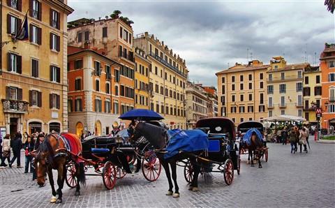 spanish square rome