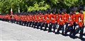 Changing of the Guard in Quebec