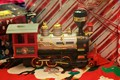 Christmas Locomotive