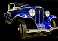 1931 Auburn Cabriolet