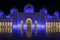 inside grand mosque