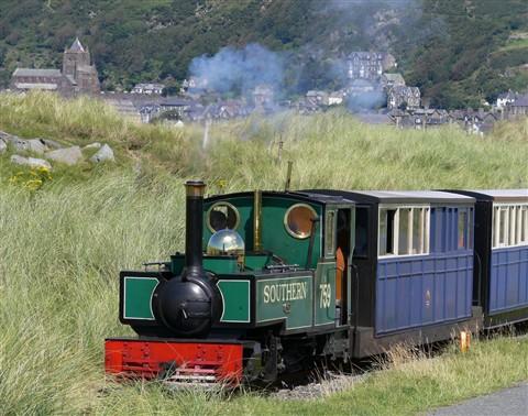 Fairbourne miniature railway