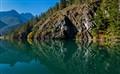 Diablo Lake Reflection