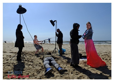 Kite shoot