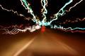 Headlights, taillights and streetlights