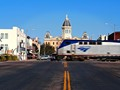 Amtrak Through Marfa, Texas