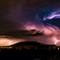 Lightning, Mount Ara